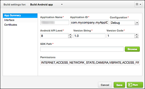 Save, Preview, and Build | Architect 3