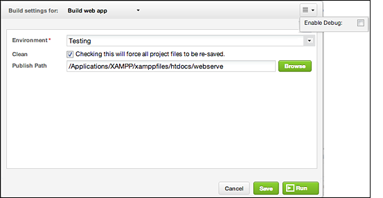 Save, Preview, and Build   Architect 3