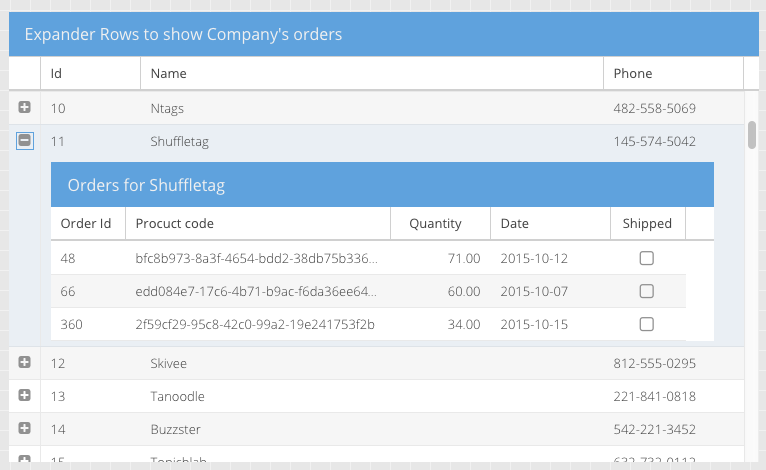 Extjs grid footer totals. Summary showing multiple times stack.