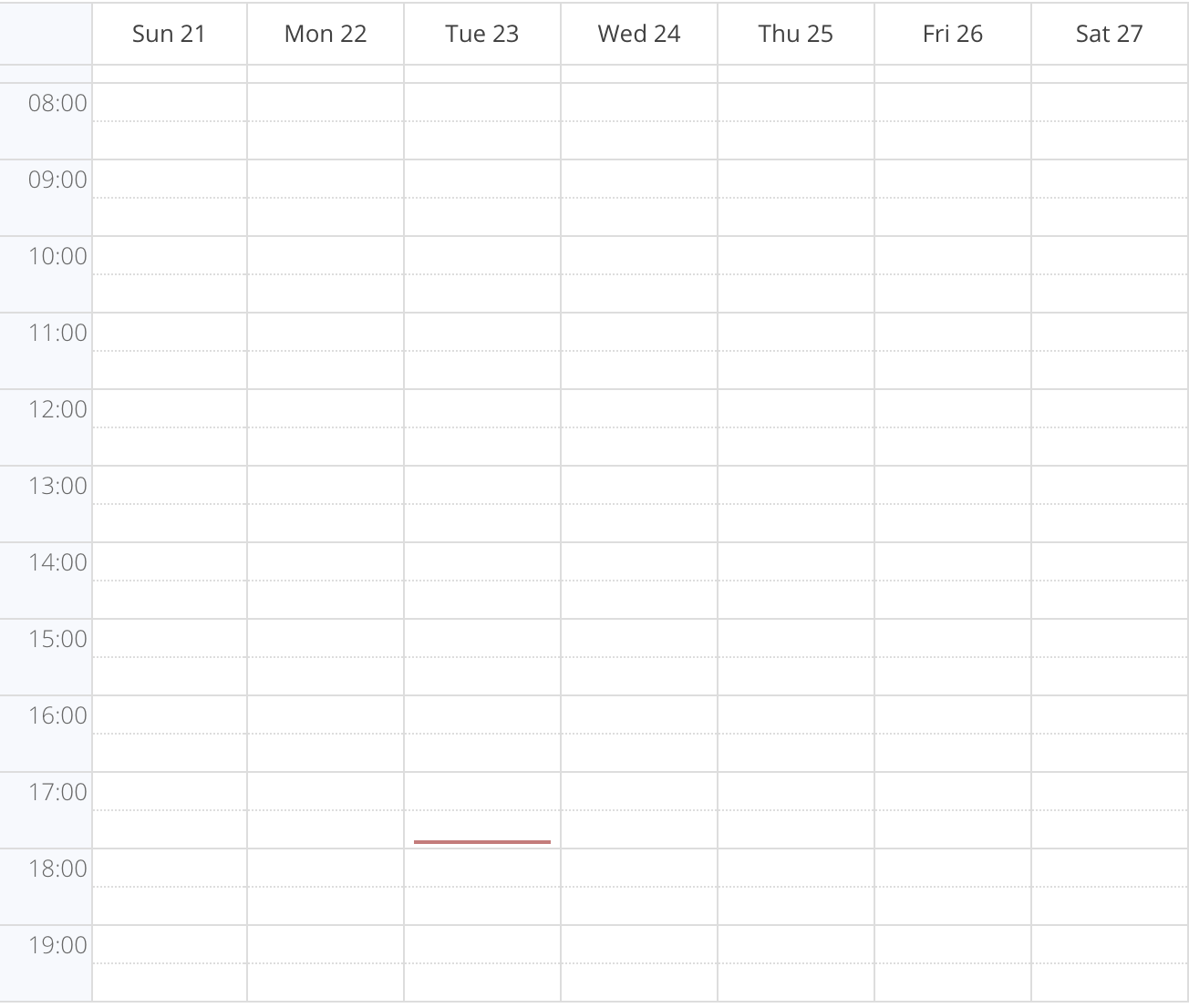Calendar | Ext JS 6 7 0