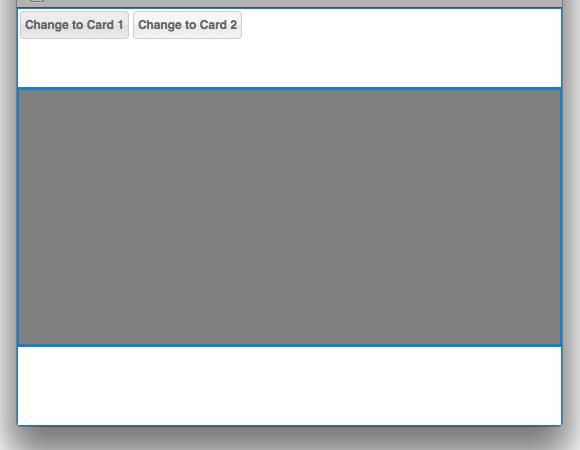 card layout gxt 4 x