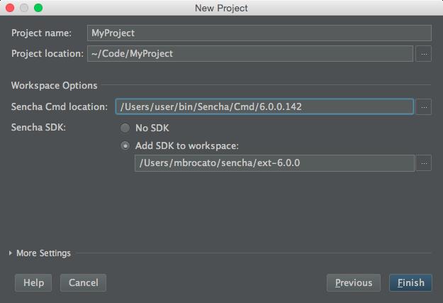 Sencha JetBrains Plugin | IDE Plugins