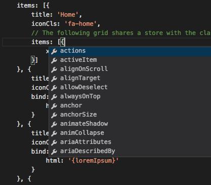Sencha Visual Studio Code Plugin   IDE Plugins
