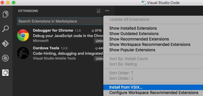 Sencha Visual Studio Code Plugin | IDE Plugins