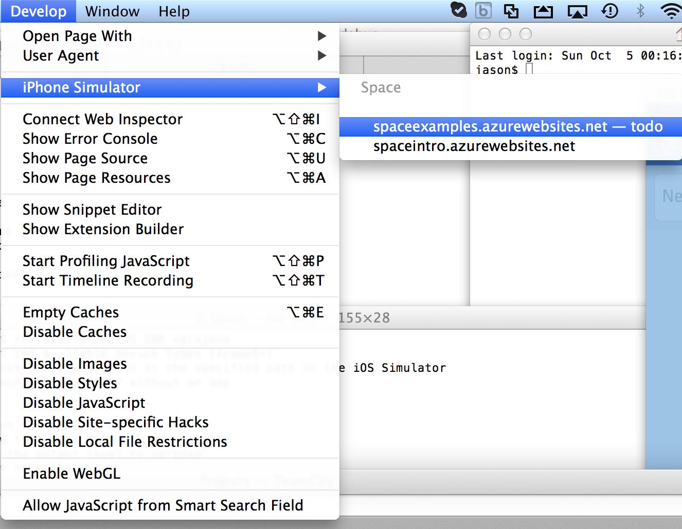 Web App Manager Guides | Application Debugging