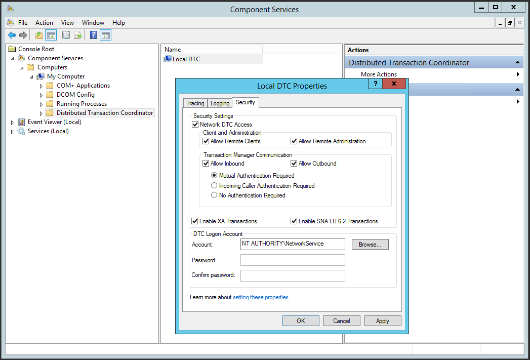 Server Install | Sencha Web Application Manager 6 0 0
